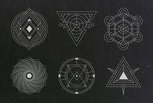 Symbols etc