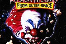 Killer Klowns From Outer Space / by Peter Gaatniemandwataan
