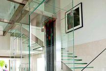 T23 lépcső/lift
