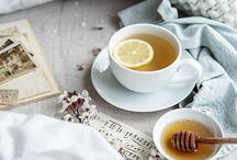 Tea, coffee... Me!