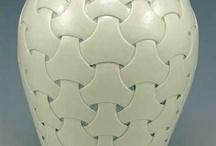 Ceramic going fractal