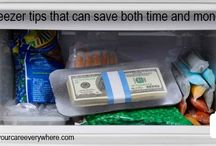 Tips & Tricks to Save Time and Money.