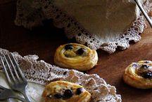 Bollería/Pastries / Bollería de mi blog: La asaltante de dulces/Pastries of my blog: La asaltante de dulces