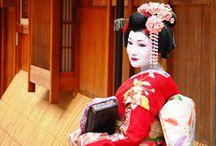 舞妓・芸妓の散策プラン / 舞妓・芸妓の体験と写真撮影と散策がついているプランです。