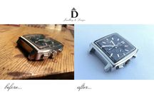WATCHES - POLISHING SERVICE by Danay Jewellery & Design / This service is available to restore the original brilliance of your watch.