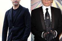 Men's style (Contrast)
