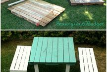 Pallet Board DIY Projects