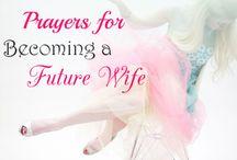 Pray - Future Wife