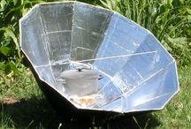 Parabolic Solar Ovens / by James Wampler