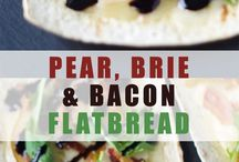 Flatbreads and Pizzas