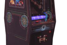 Arcade games / Different arcade games that are exciting to play.