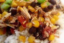 Crockpot Recipes / by Inthekitchenwithkimberly