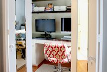 Home Office / by Kaitlin Corrigan