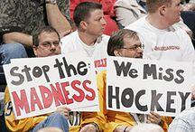 Worst Hockey Moments / by Beard-a-thon