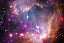 Interstellar -- Space photos