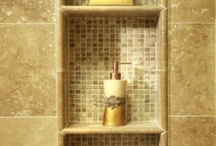Bathrooms / by Dori Drabek