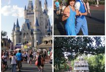 Disney World For All / The Family Travels To Magic Kingdom