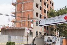 Avances de Obra / Puerta BIcentenario