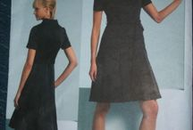 Chado Ralph Rucci at Vogue Patterns / Elegance combined with softness and interesting detail.  Most need Advanced sewing skills.