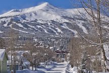 Breckenridge Ski Resort | Colorado | USA | Arctivity Discover Your Next Adventure / Breckenridge Colorado Ski Resort is one of the top two most visited ski resorts in North America. With 2,358 skiable acres, 155 trails and twenty-five acres of terrain parks, there's plenty of room for all those visitors. If you like to have fun off the slopes, there are more than thirty bars and restaurants in Breckenridge, as well as plenty of shopping. / by Arctivity.com