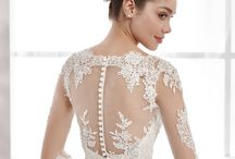 Gowns with beautiful back