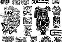 maya symboly