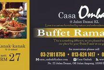 Buffet Ramadhan 1435H (2014)