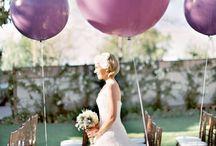 ♥ Decoración con globos ♥