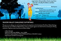2015 Golf Tournament / The Golf Invitational is a key fundraiser for Ronald McDonald House at Stanford, a nonprofit organization that provides a home away from home for critically ill children and their families.
