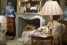 English Country Style / English Style Home Decor