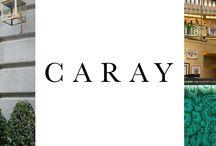 CARAY / Caray! Qué bonito es nuestro restaurante Caray Madrid decorado por Lorenzo Castillo