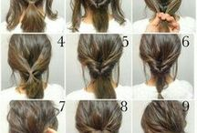 peinados y recogidos fáciles