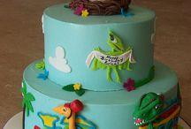 Birthday Party Ideas / by Anna Hendley