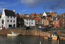 Crail Harbour - art and photography