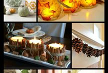 Do It Yourself / DIY project ideas for any space, gift, holiday or apartment. It's time to get crafty!