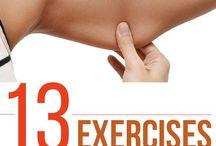 cvičení - ruce