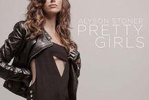 <3 Discos: Alyson Stoner <3 / Este tablero lo he creado para tener todos los discos de Alyson Stoner :)