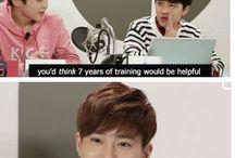 EXO Golden Memes