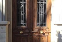 Doors / The art of opening