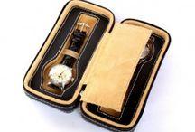 Cajas Guarda relojes / Cajas guardarelojes, Relojeros , Watch boxes, Boite montres, Sacatola orologi