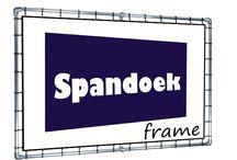 Spandoek en frame -Alles over spandoeken en frames / Wil je meer weten over spandoeken en frames kijk dan op www.spandoek-frame.nl