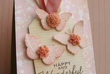Handmade Cards (but not by me) / by Valerie Hix