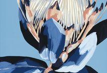 Proteas paint