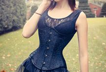 Beautiful Corsetry / Exquisite corsets with vintage style