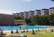 Verano en Zaragoza / Vacaciones, tomar el sol, nadar, helados... Todo eso es el verano en nuestra ciudad.