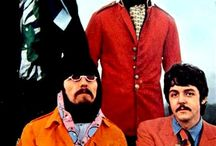 The Beatles / The greatest group <3 Love them so much. Ringo, John, Paul and George.