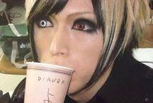 Yo-ka Diaura / Diaura vocal. Yo-ka Funny,Magic Photos