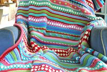 blankets crocheted