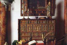 Interiores, Decoracion