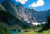 The Beauty of Glacier National Park / Scenic photos taken in Glacier National Park / by St. Mary - Glacier Park KOA